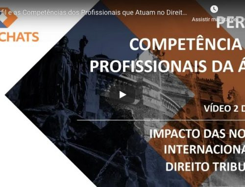 O Perfil e as Competências dos Profissionais que Atuam no Direito Tributário